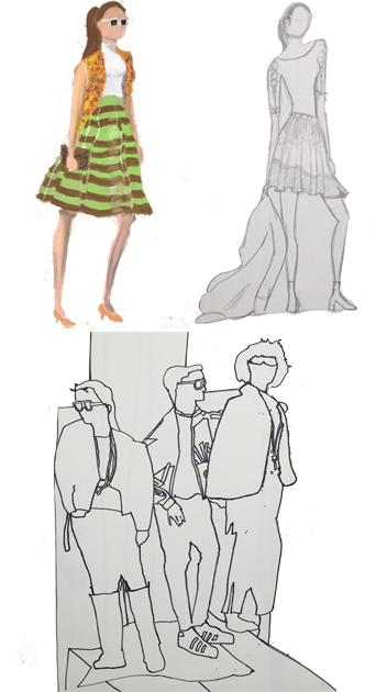 Fashion Illustration Nextcc