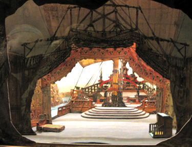 Stage Set Design - NEXT.cc