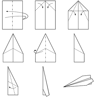 paper airplanes next cc rh next cc best paper airplane diagrams Cool Paper Airplanes