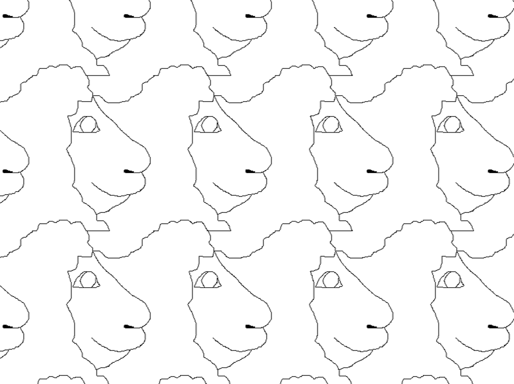 Images 1454712542 tesselated sheep faces
