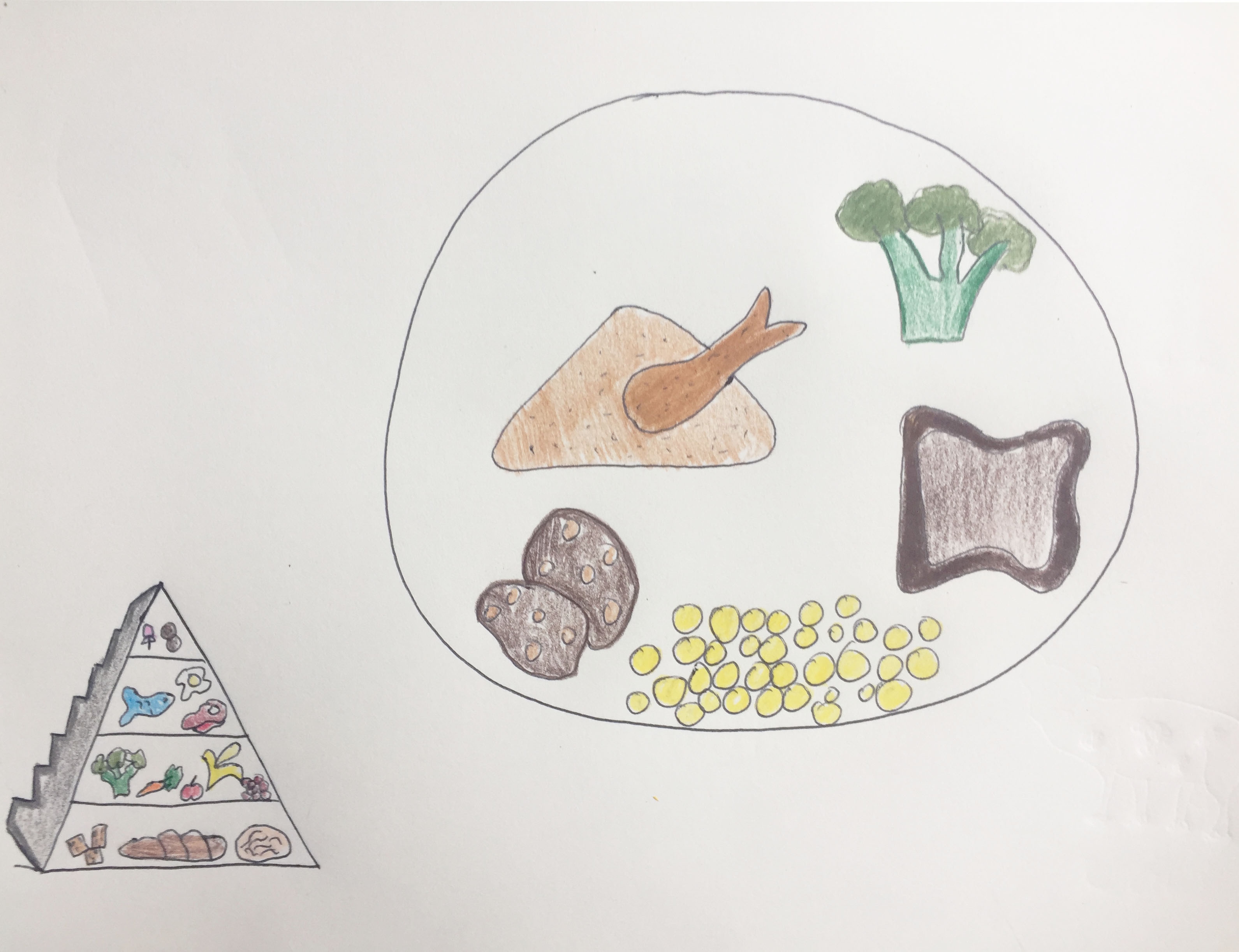 Images 1474661890 the food triangle and the food pyramid a%282%29 denise lorenz