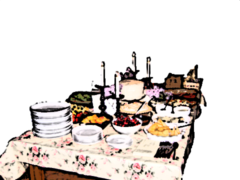 Description backgrounds 1423861642 set table 2